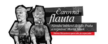 Viva Musica! festival 2014, Bábková Čarovná flauta