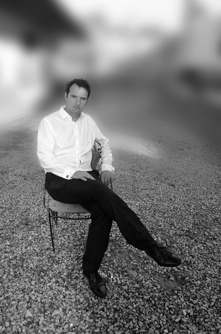 Dirigent Peter Valentovič foto: Robert Rohál