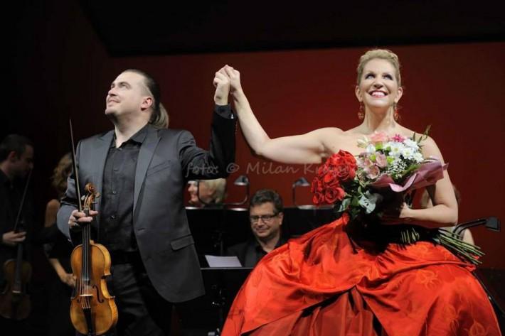 Koncert Joyce DiDonato v Bratislave