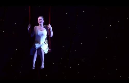 Rigoletto, Brussel, Simona Houda-Šaturová (Gilda)