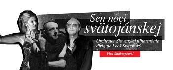 Viva Musica! festival 2014, Sen noci svätojánskej
