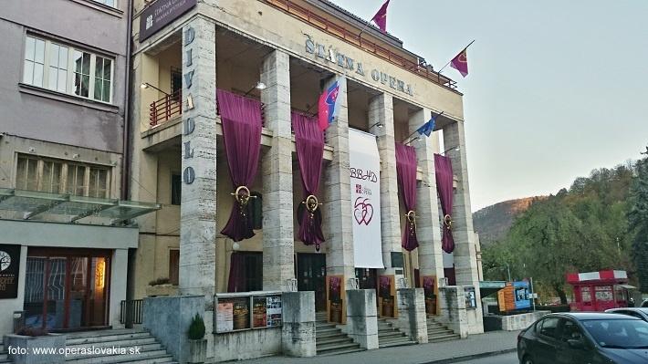 Štátna opera Banská Bystrica oslavuje 55. výročie vzniku, foto: Ľudovít Vongrej