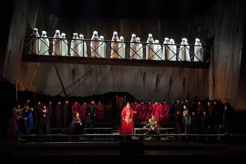 Dvaja Foscariovci, Royal Opera House