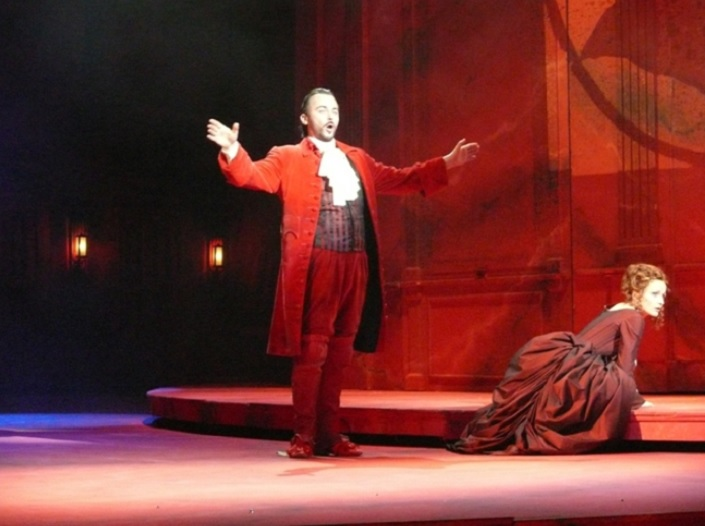 Don Giovanni, Opera SND, foto: Alena Klenková
