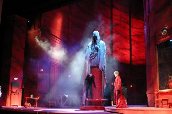 Don Giovanni, Opera SND, Miloslav Krajčík ( Majordomus), Pavol Remenár (Don Giovanni)