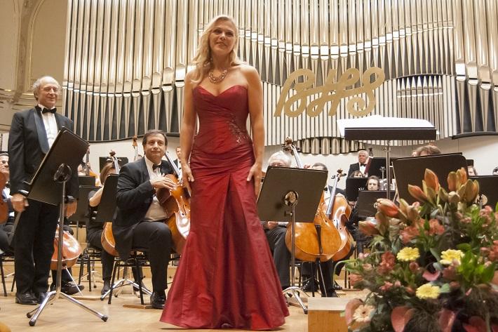 Iván Fischer, Miah Persson, BHS 2014, Budapest Festival Orchestra