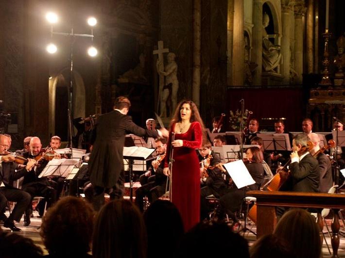 Judita Andelová, Musica Sacra