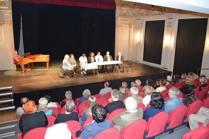 Klub priateľov opery Košice, Grófka Marica 2014, foto: S. Dohovič