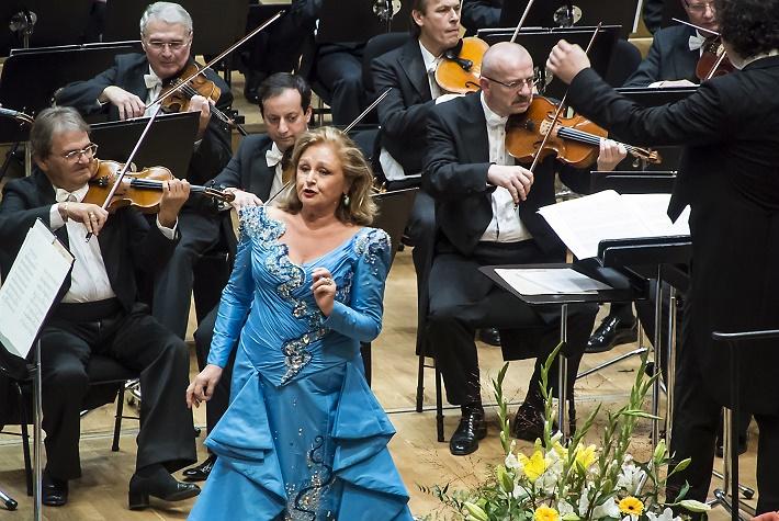 Koncert Edity Gruberovej, BHS 2014