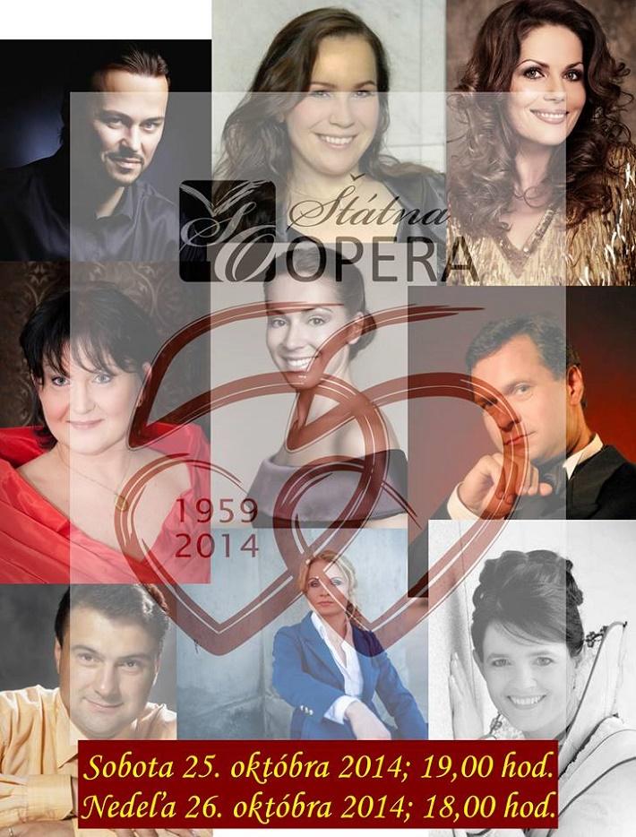 Koncert k 55. výročiu ŠOBB