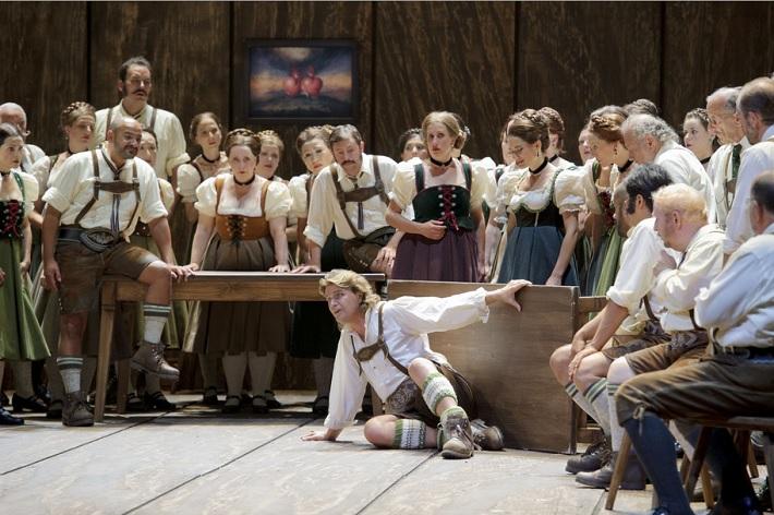 Lohengrin, Opera Zürich, 2014