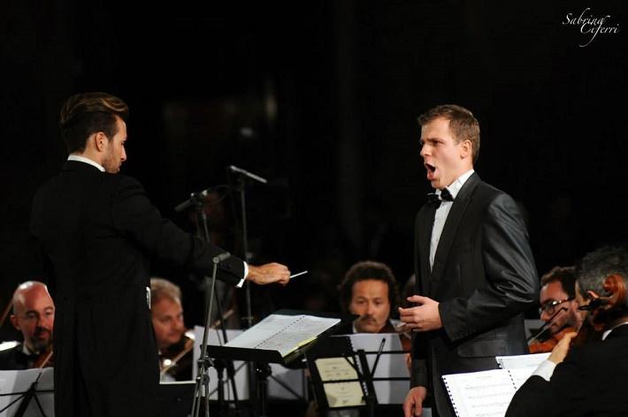 Matúš Mazár, Musica Sacra