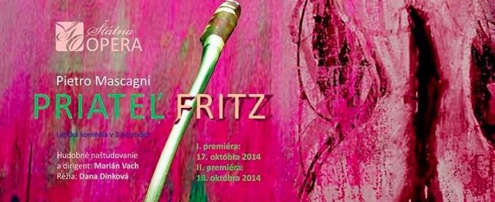 Priateľ Fritz, ŠOBB 2014