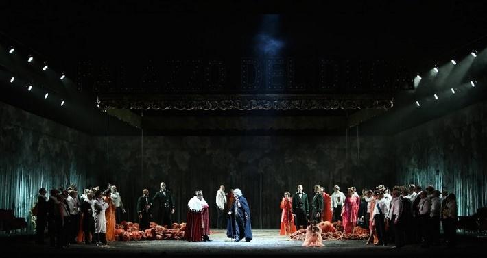 Rigoletto,Teatro dell'Opera di Roma