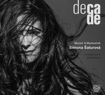 CD Mozart & Mysliveček Simona Šaturová