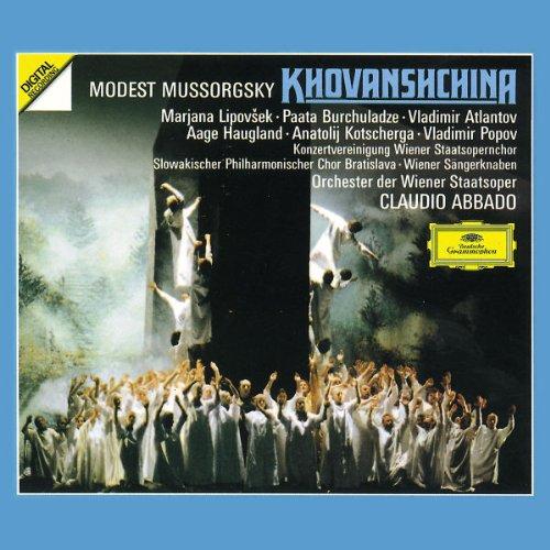 Chovančšina Viedenská štátna opera