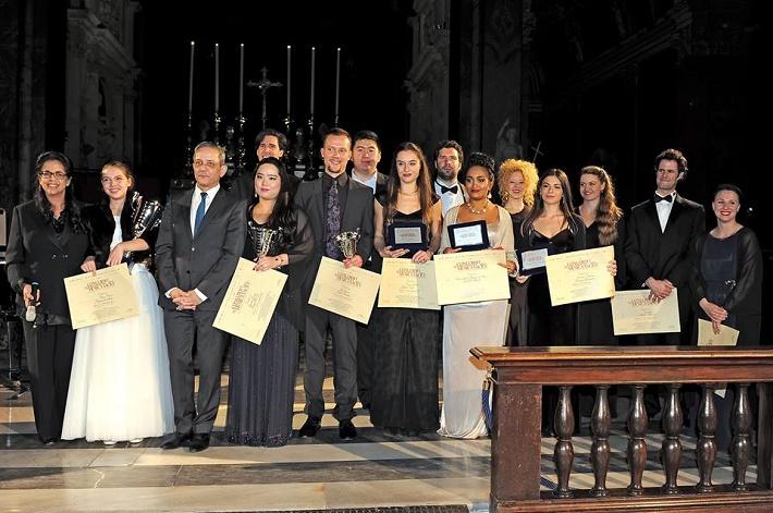 Concorso Musica Sacra 2014, finále
