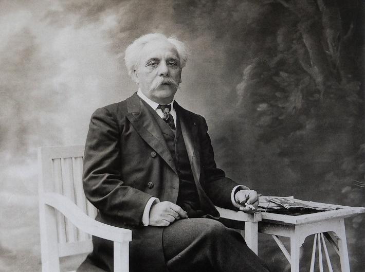 Gabriel Fauré, (1845-1924)