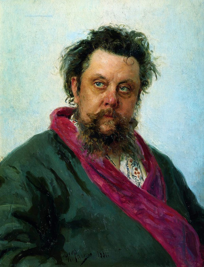 Modest Petrovič Musorgskij, (1839-1881)