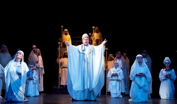 Nabucco, Opera Štátneho divadla Košice