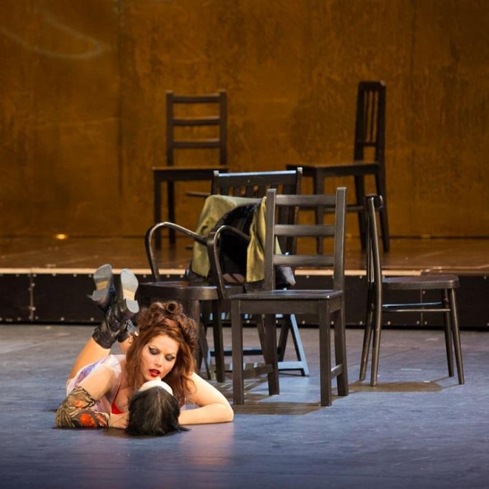 Salome, Opera SND, foto: Jozef Barinka