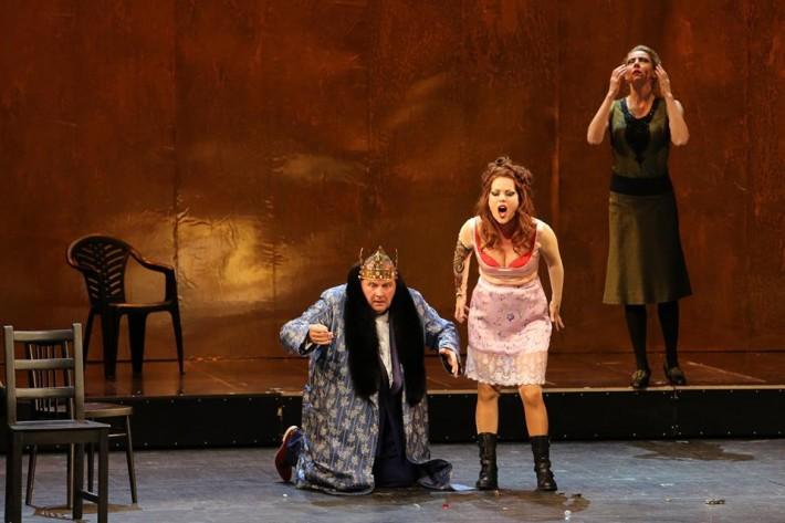 Salome, Opera SND