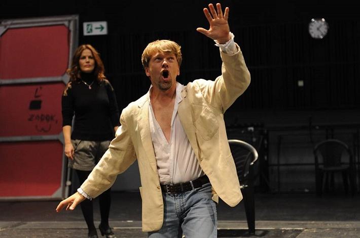 Salome, Opera SND, foto zo skúšky opery, foto: Alena Klenová