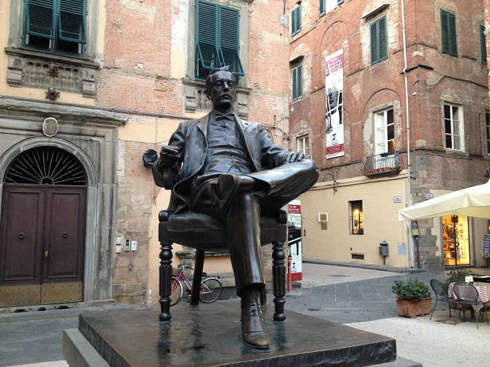 Giacomo Puccini, (1858-1924)