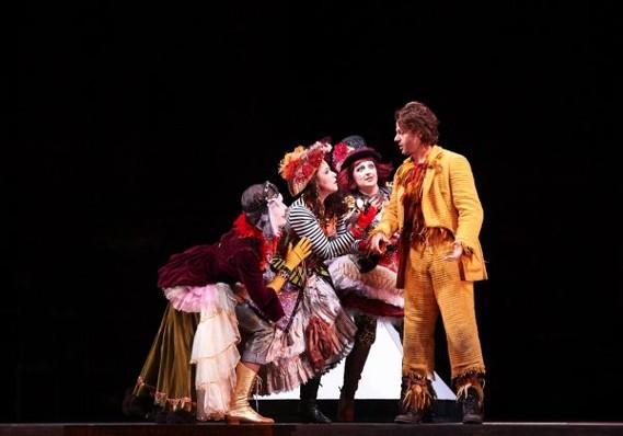 Čarovná flauta, Viedenská štátna opera, foto: Wiener Staatsoper