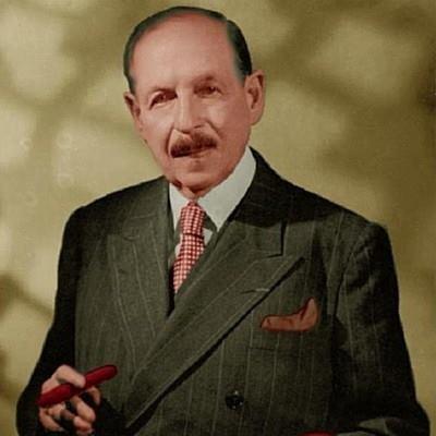 Emmerich Kálmán, (1882-1953)