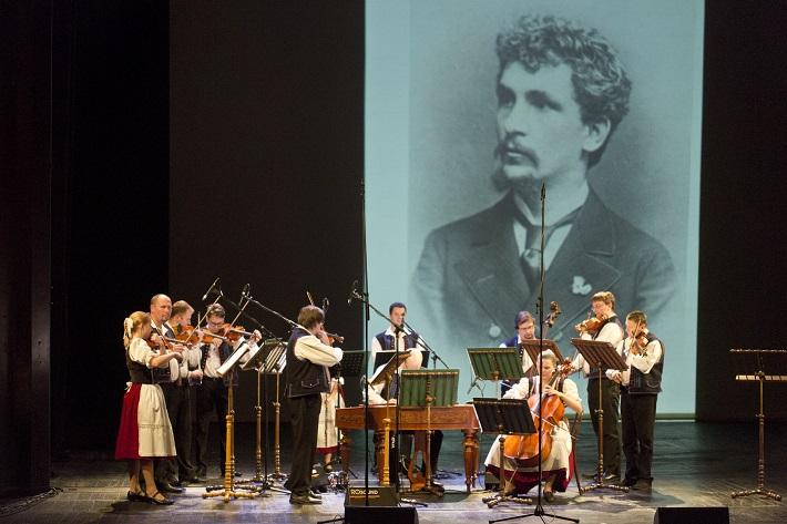 Janáček Brno 2014, Koncert Folklórne korene tvorby Leoša Janáčka, foto: Patrik Borecký