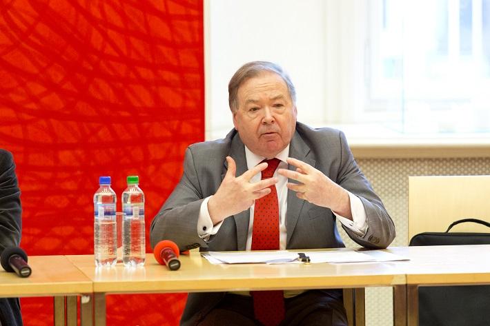 Janáček Brno 2014, Nicholas Payne, foto: Patrik Borecký
