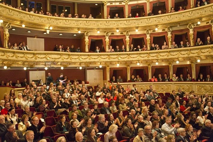 Janáček Brno 2014, Mahenovo divadlo, foto: Patrik Borecký