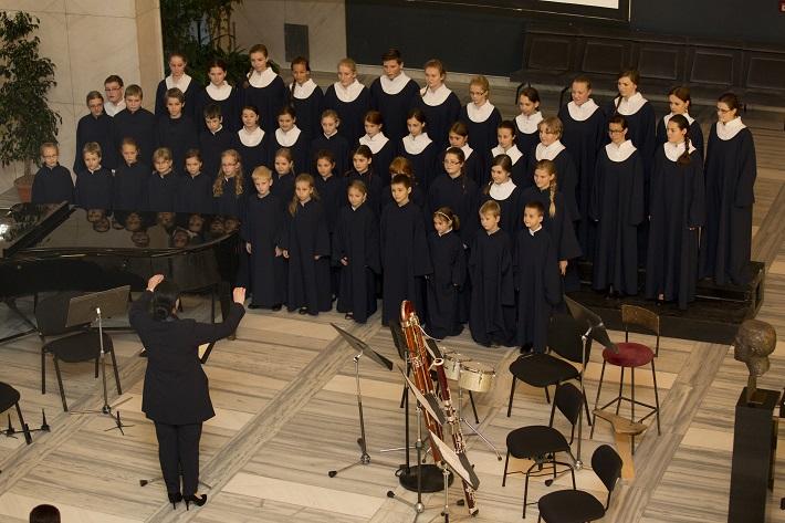 Janáček Brno 2014 Zborový koncert