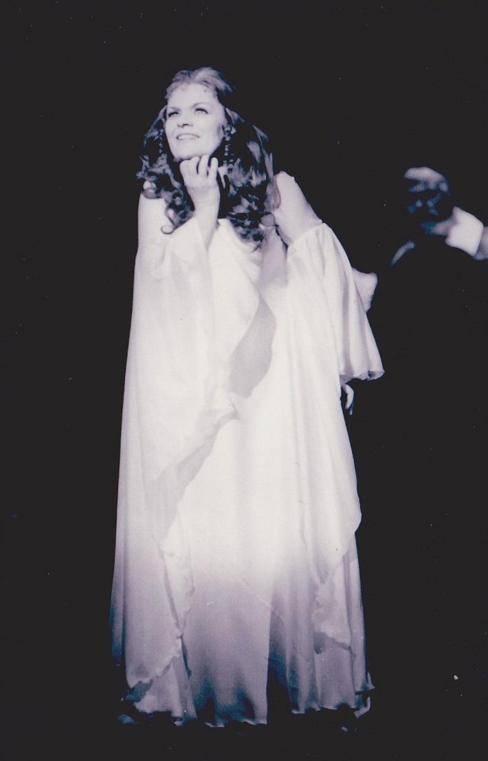 Jarmila Smyčková (Lucia), Lucia di Lamermoor, Opera SND 1985