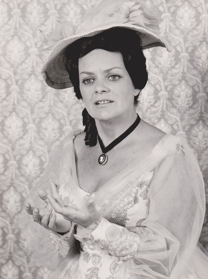 Jarmila Smyčková (Violetta), La Traviata, Opera SND