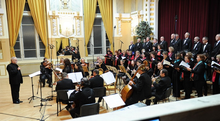 Koncert k 30. výročiu úmrtia Alexandra Moyzesa a obetiam I. svetovej vojny, foto: Alena Klenková