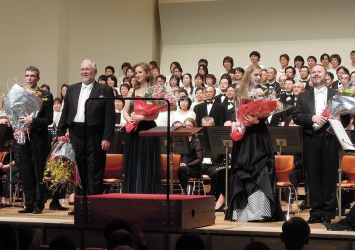 Koncertné turné SOSR v Japonsku, 2014, foto: RTVS