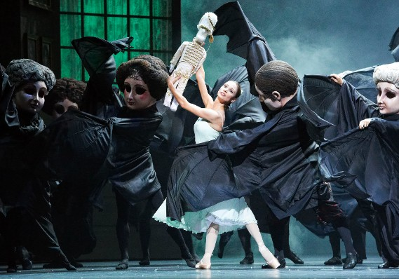 Luskáčik, Viedenská štátna opera, foto: Wiener Staatsoper