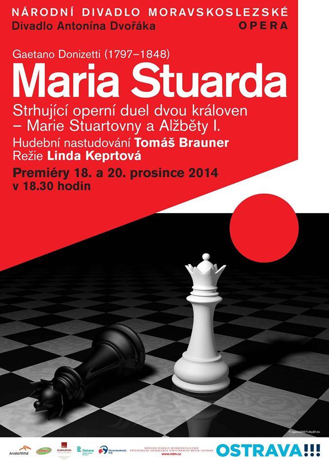 Maria Stuarda plagát