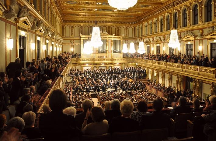 Musikverein Viedeň