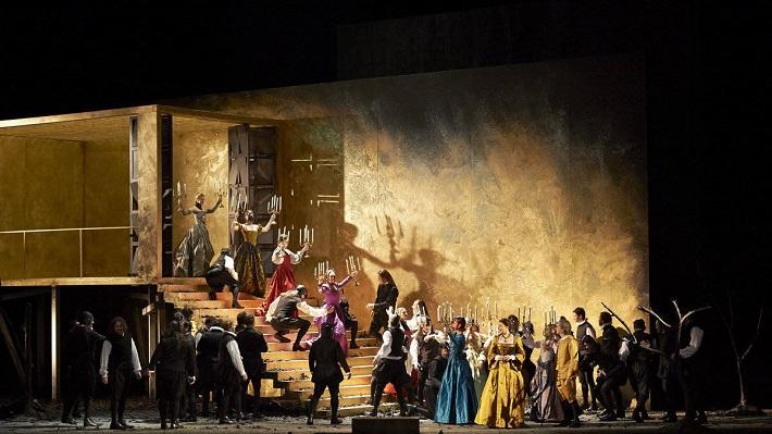 Rigoletto, Viedenská štátna opera, 2014, foto: Michael Pöhn