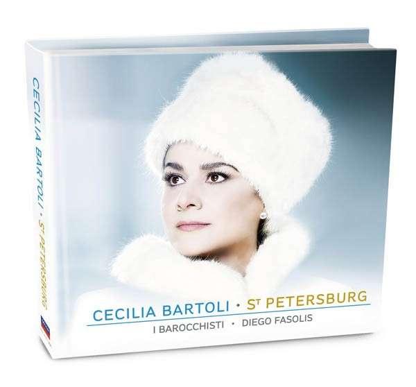 Cecilia Bartoli: St Petersburg, Decca