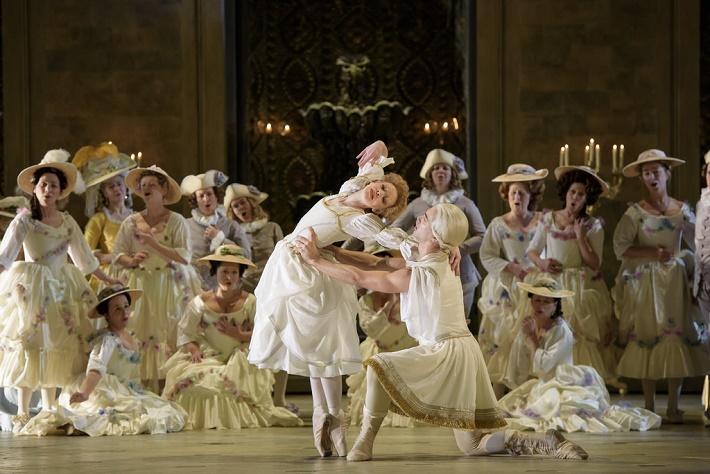 Andrea Chénier, Royal Opera House, foto: Bill Cooper