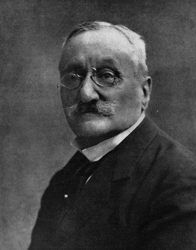 Arrigo Boito, (1842-1918)