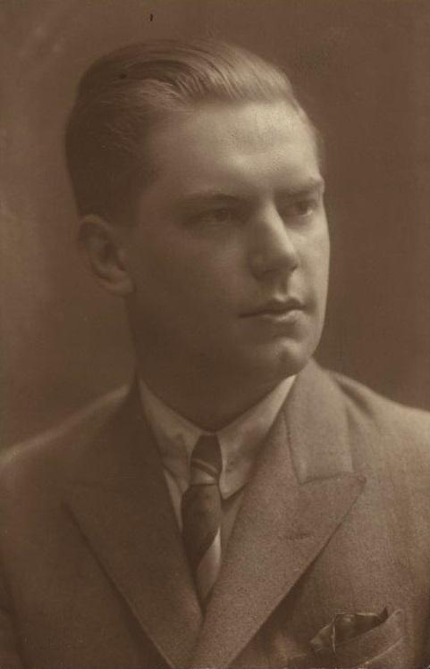 Zdeněk Folprecht, (1900-1961)