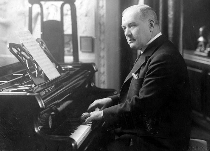 Franz Lehár, (1870-1948)