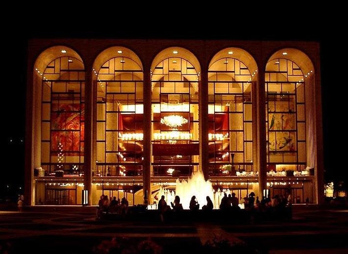 Metropolitná opera New York