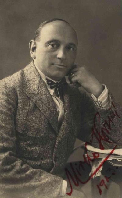Mirko Horský, (1878 - 1945)