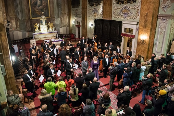 Musica Iuvenalis, Vianočný koncert